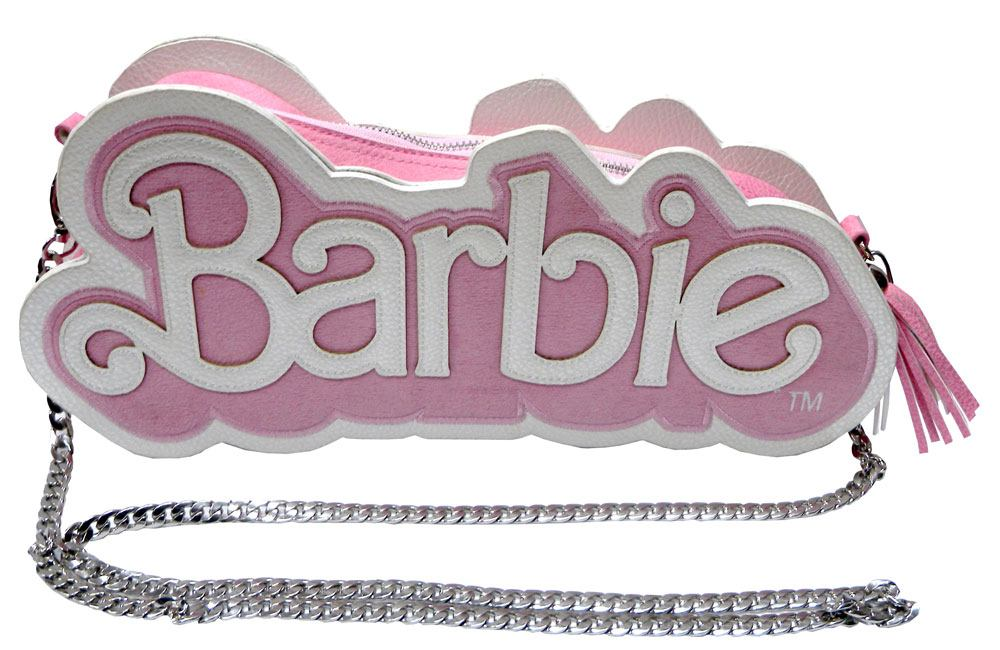 Barbie Cross Body Bag Logo