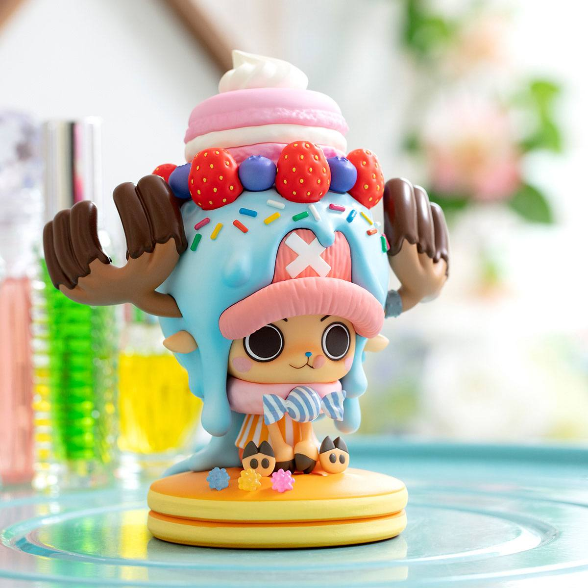 One Piece Portrait Of Pirates PVC Statue Tony Tony Chopper Ver. OT 11 cm