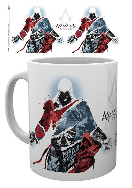 Assassin's Creed Mug Compilation 2