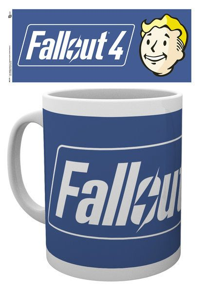 Fallout 4 Mug Logo