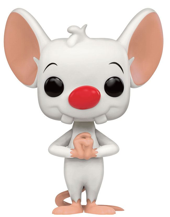 Pinky and the Brain POP! Animation Vinyl Figure Pinky 9 cm