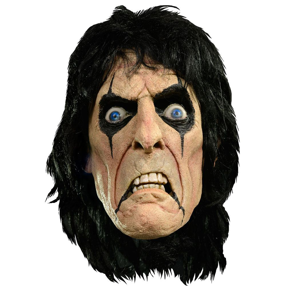 Alice Cooper Latex Mask