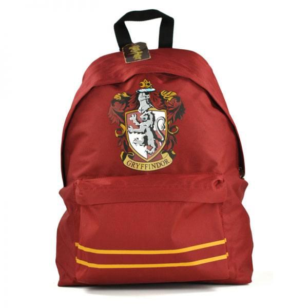 Harry Potter Backpack Gryffindor Crest
