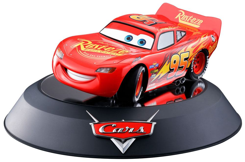 Cars 3 Chogokin Diecast Model Lightning McQueen 20 cm