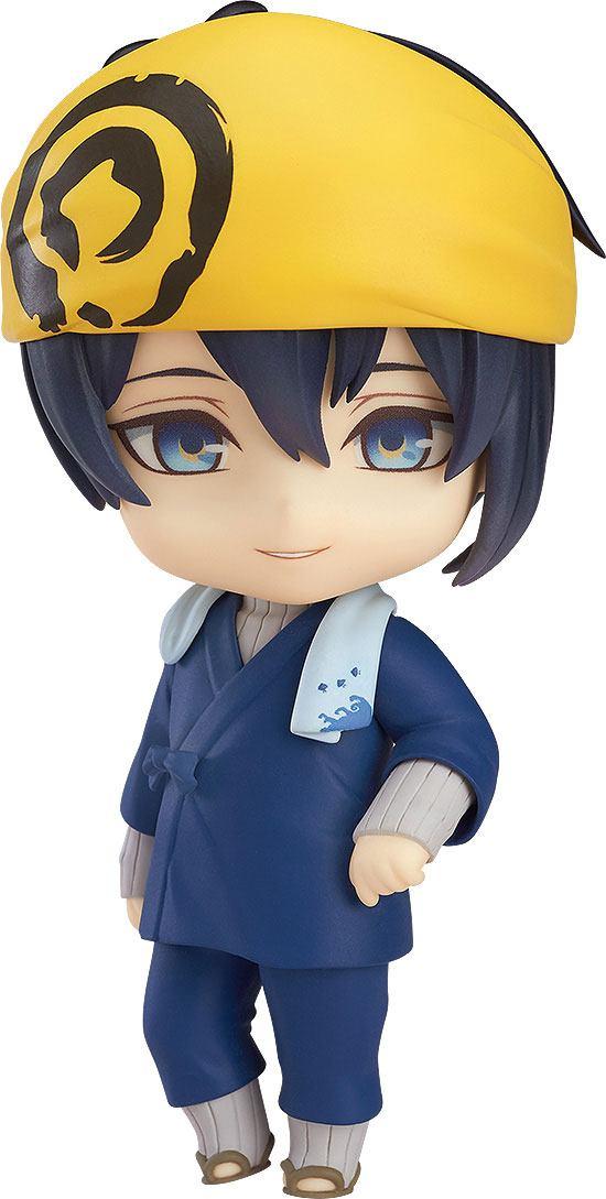 Touken Ranbu -ONLINE- Nendoroid Co-de Mini Figure Mikazuki Munechika Uchiban 10 cm