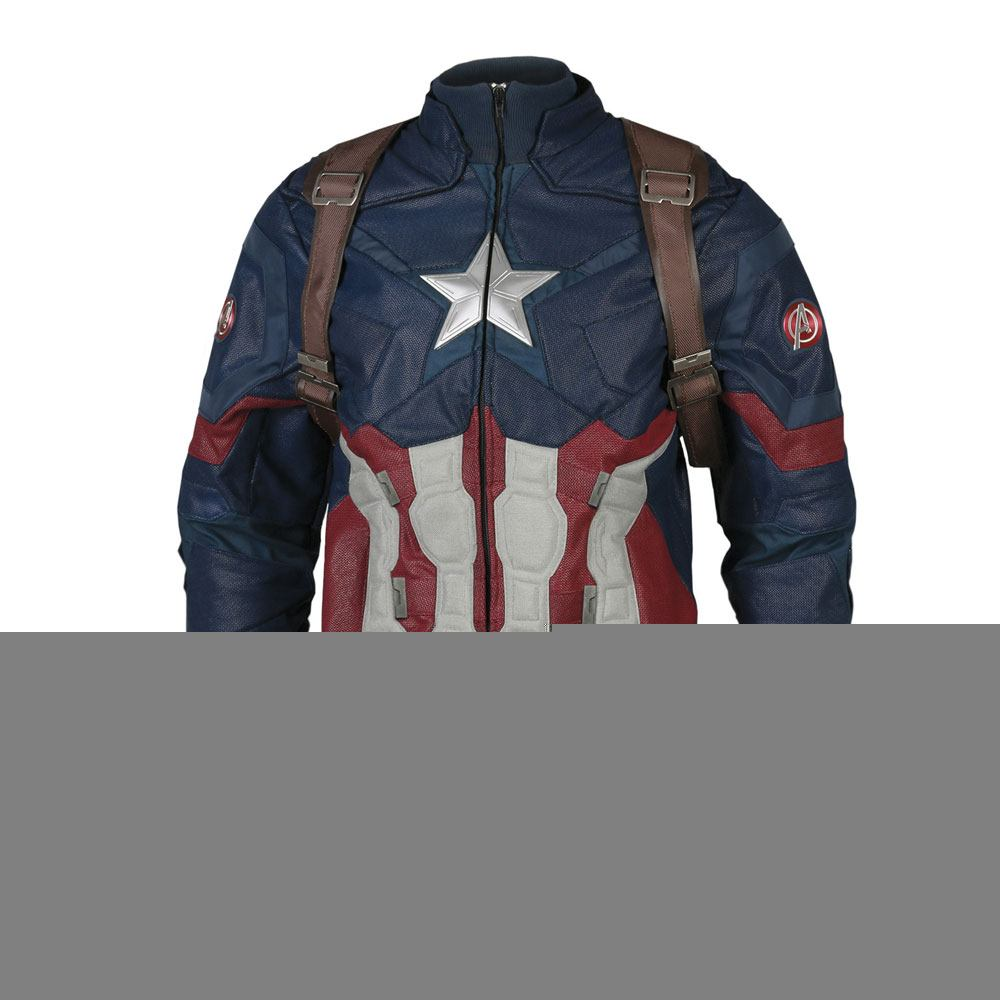 Captain America Civil War Replica Captain America Jacket Size M