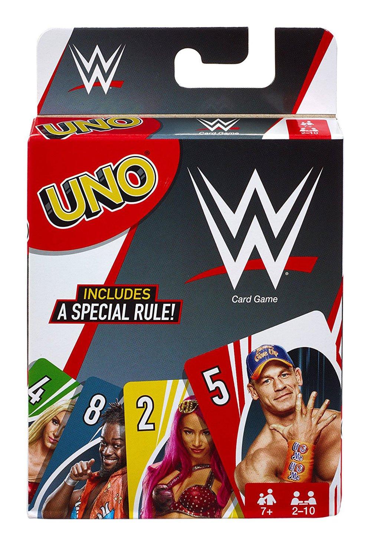 WWE UNO Card Game *English Version*