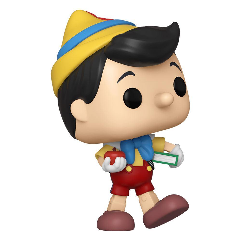 Pinocchio 80th Anniversary POP! Disney Vinyl Figure School Bound Pinocchio 9 cm