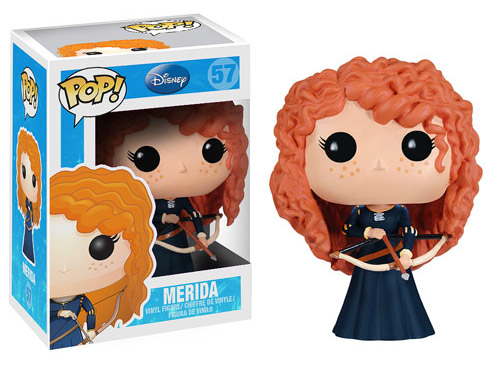 Brave POP! Vinyl Figure Merida 10 cm