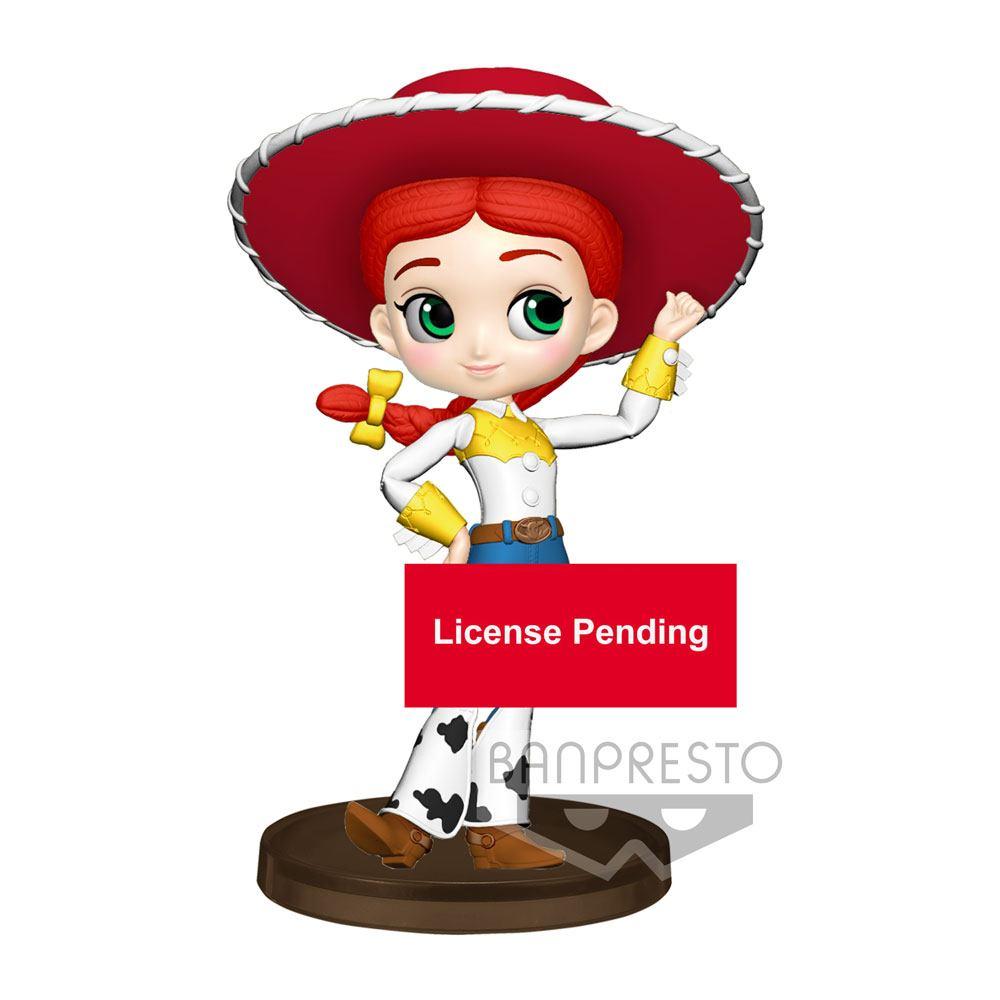 Disney Q Posket Petit Mini Figure Jessie 7 cm