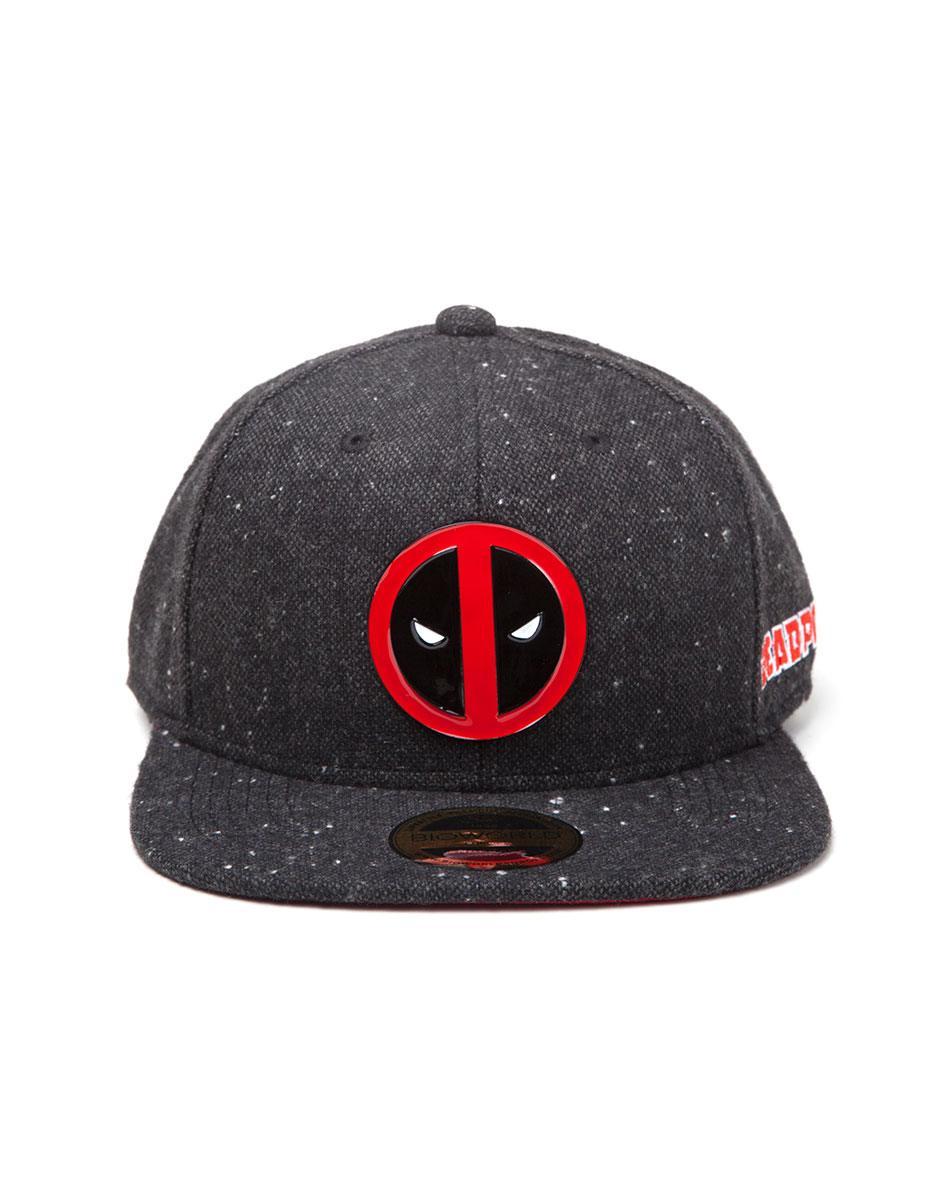 Deadpool Snapback Cap Stripe