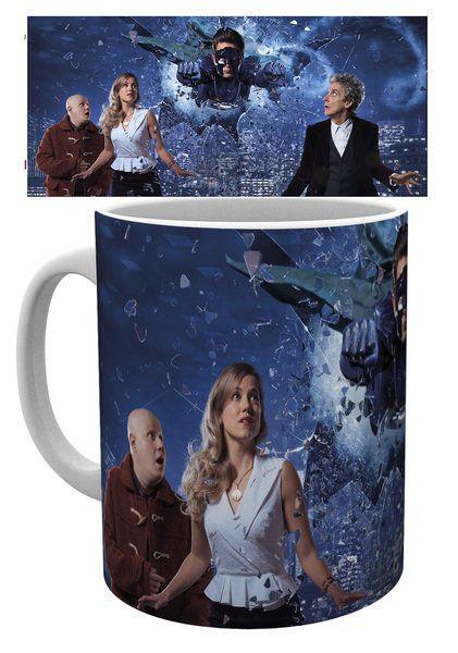 Doctor Who Mug Xmas Iconic 2016