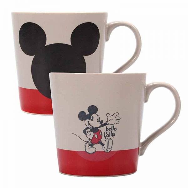 Mickey Mouse Heat Change Mug It All Started With A Mouse