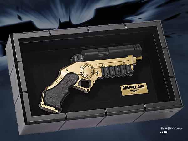 Batman The Dark Knight Replica 1/1 Grapnel Gun