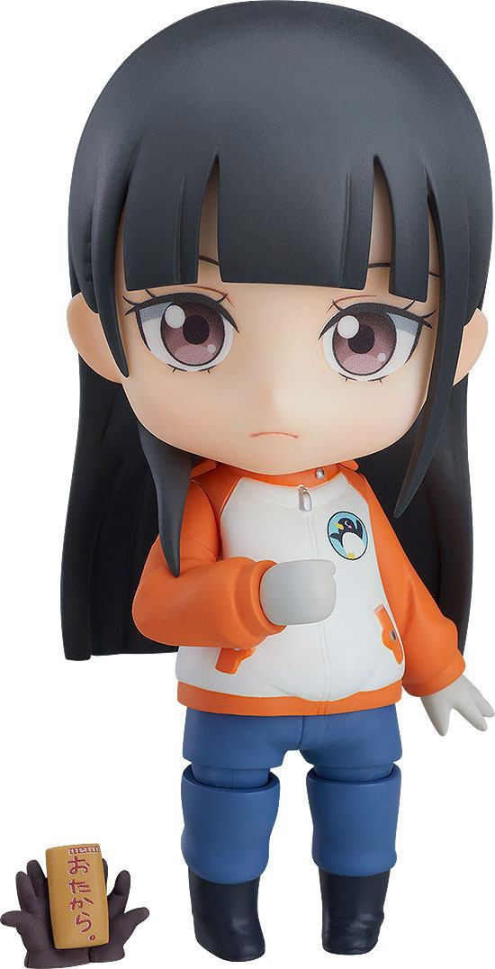 A Place Further Than the Universe Nendoroid Action Figure Shirase Kobuchizawa 10 cm