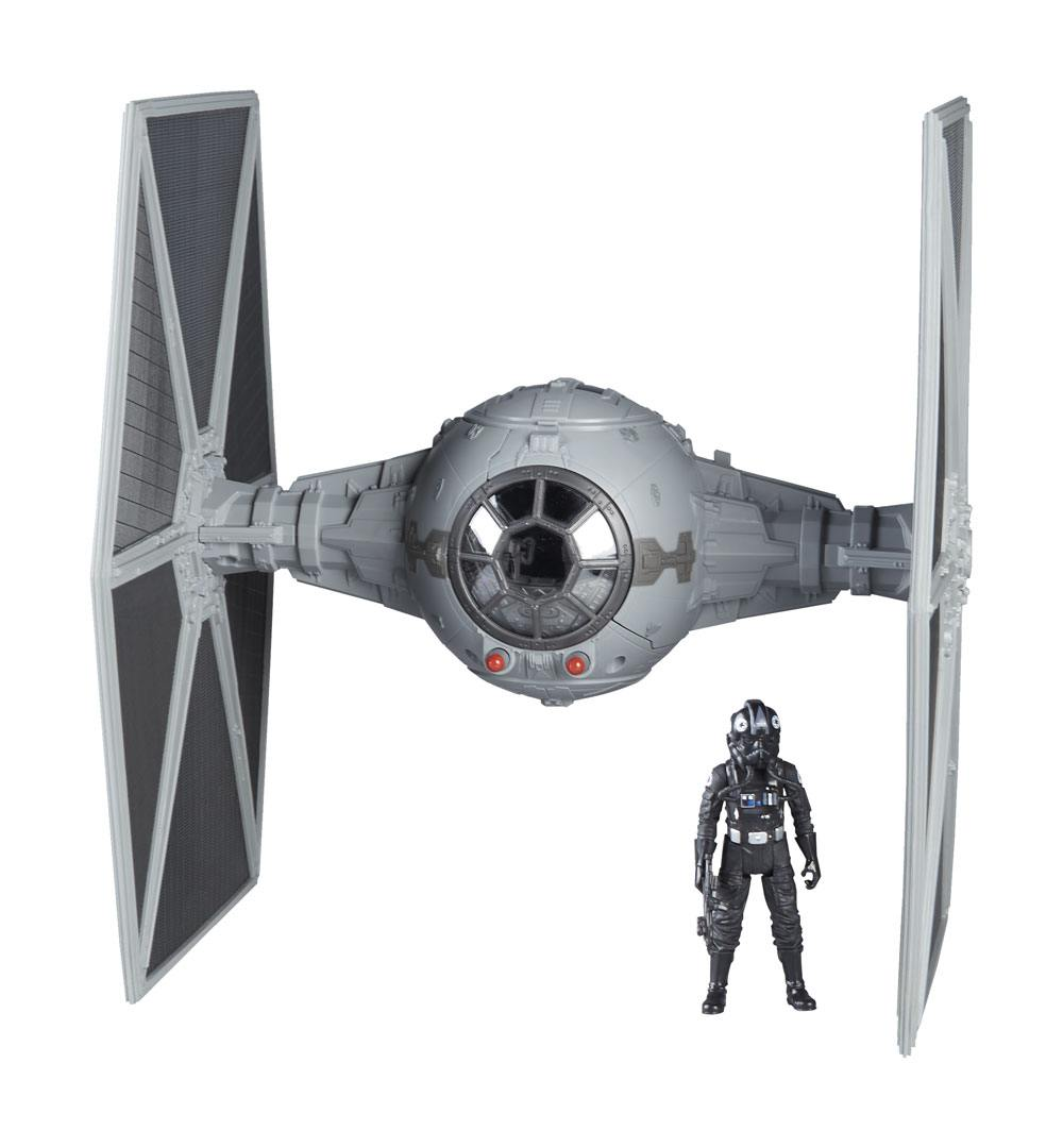 Star Wars Solo Force Link 2.0 Class C Vehicle with Figure 2018 TIE Fighter