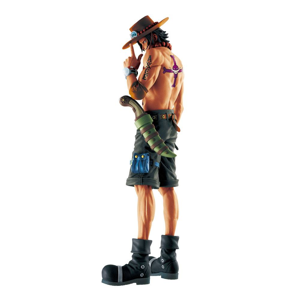 One Piece Memory Figure Portgas D. Ace 26 cm