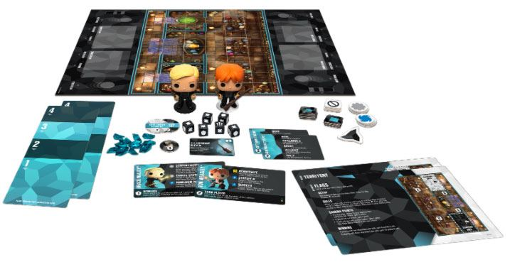 Harry Potter Funkoverse Board Game 2 Character Expandalone *German Version*