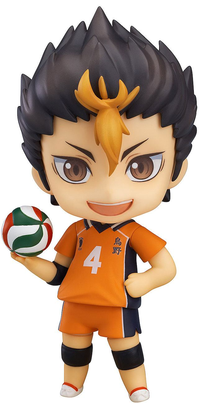 Haikyu!! Nendoroid Action Figure Yu Nishinoya 10 cm
