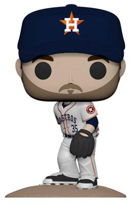 MLB POP! Sports Vinyl Figure Justin Verlander 9 cm