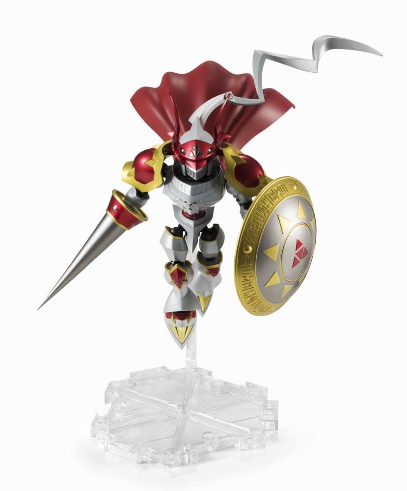 Digimon Adventure NXEDGE STYLE Action Figure Dukemon 10 cm