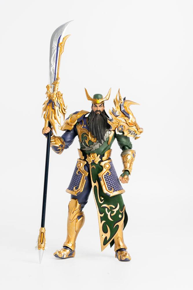 Honor of Kings Action Figure Guan Yu 16 cm