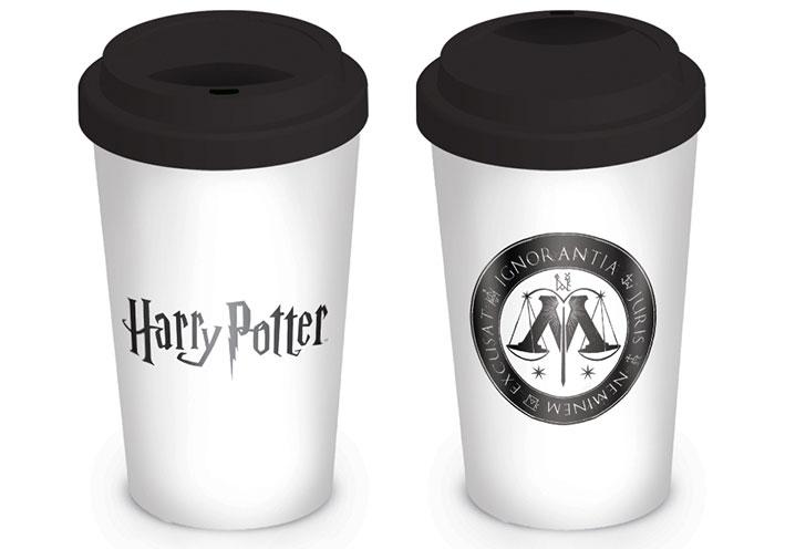 Harry Potter Travel Mug Ministry Of Magic
