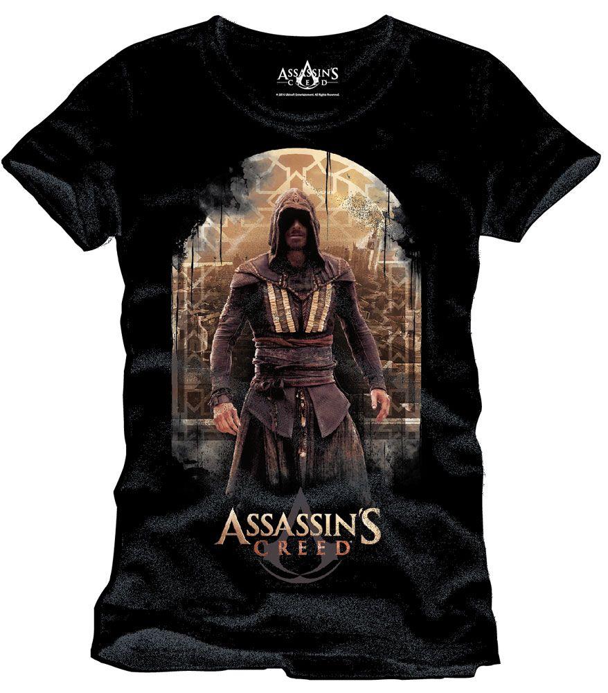 Assassin's Creed T-Shirt Callum Lynch Size L
