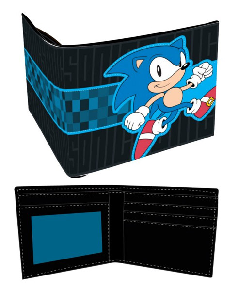 Sonic The Hedgehog Wallet Jump