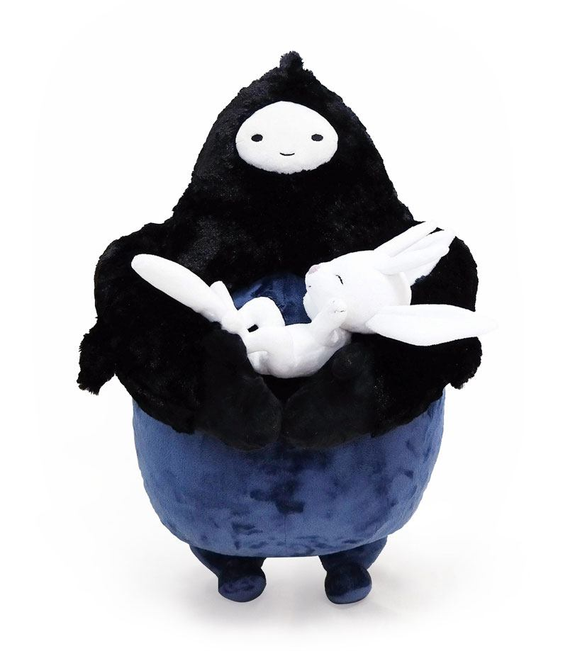 Ori and the Blind Forest Plush Figure Naru & Ori 45 cm