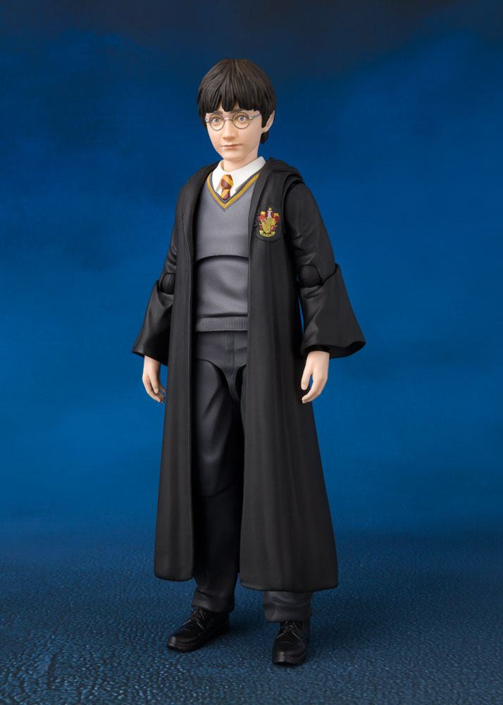 Harry Potter and the Philosopher's Stone S.H. Figuarts Action Figure Harry Potter 12 cm