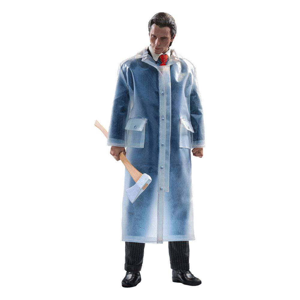 American Psycho Action Figure 1/6 Patrick Bateman 30 cm