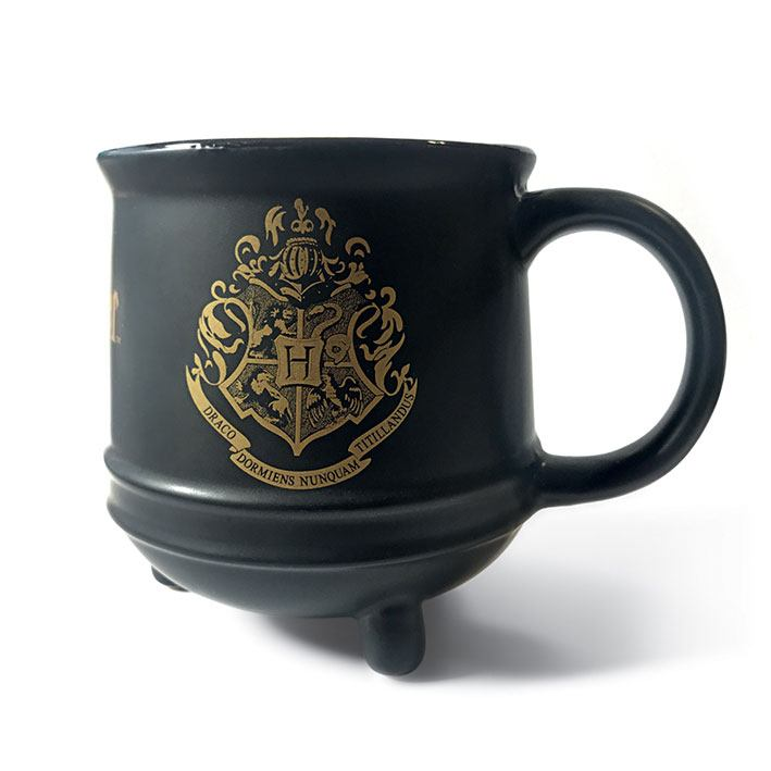Harry Potter 3D Mug Hogwarts Crest