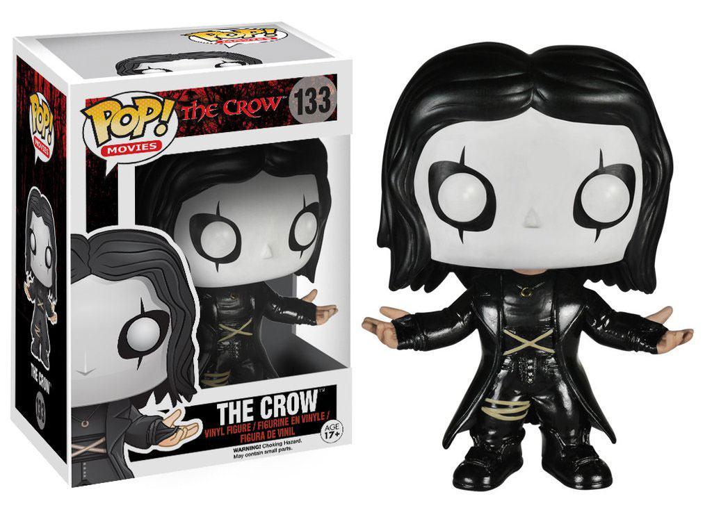 The Crow POP! Vinyl Figure Eric Draven 10 cm