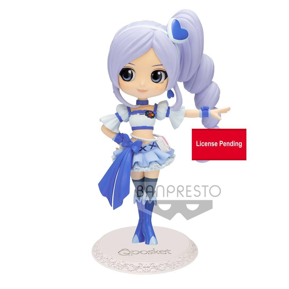 Fresh Pretty Cure! Q Posket Mini Figure Cure Berry Ver. B 14 cm