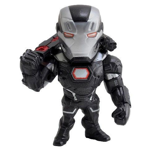 Marvel Metals Diecast Mini Figure War Machine 10 cm