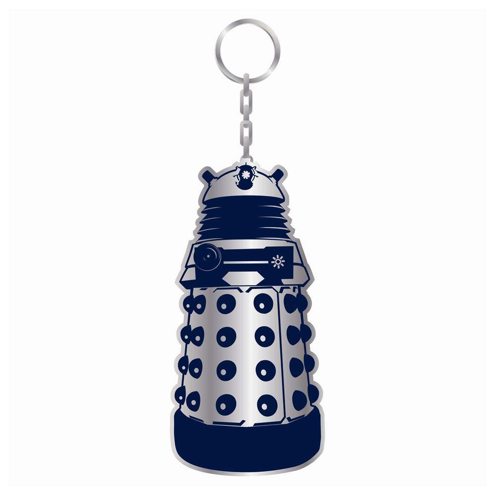 Doctor Who Metal Keychain Dalek 7 cm