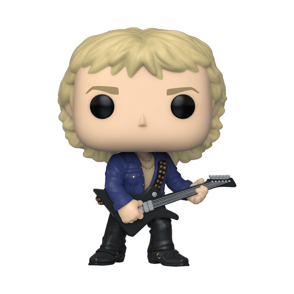 Def Leppard POP! Rocks Vinyl Figure Phil Collen 9 cm