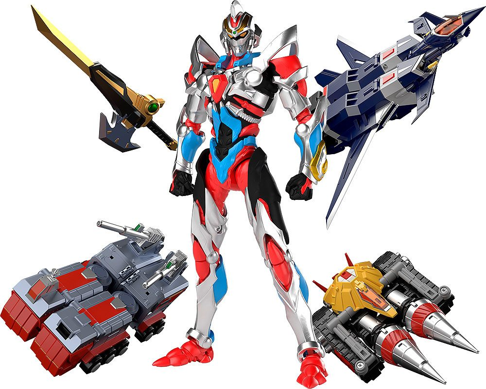 SSSS.Gridman Action Figure Gridman Max Combine DX Full Power 14 cm