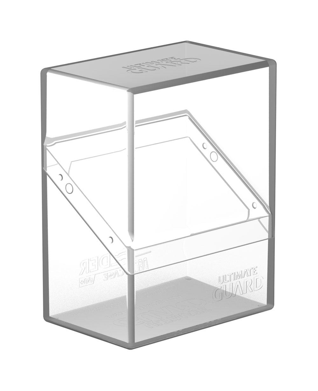 Ultimate Guard Boulder™ Deck Case 60+ Standard Size Clear