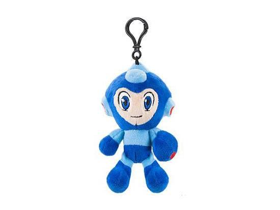Mega Man Plush Hanger Mega Man 13 cm