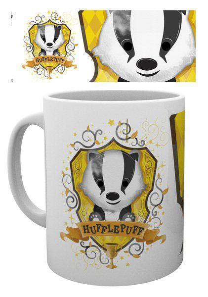 Harry Potter Mug Hufflepuff Paint