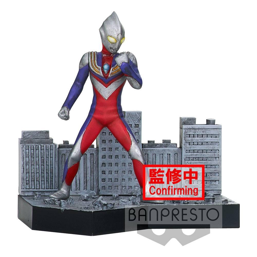 Ultraman Tiga Special Effects Stagement #44 PVC Statue Ultraman Tiga 5 cm
