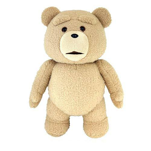 Ted 2 Talking Plush Figure Explicit 60 cm