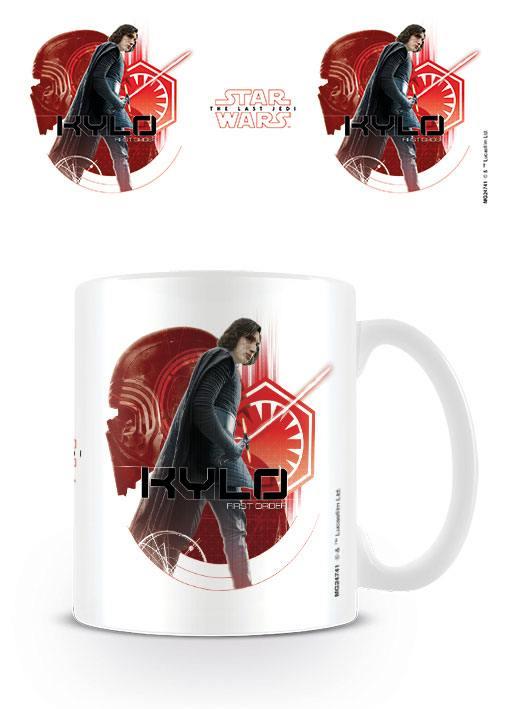 Star Wars Episode VIII Mug Kylo Ren Icons