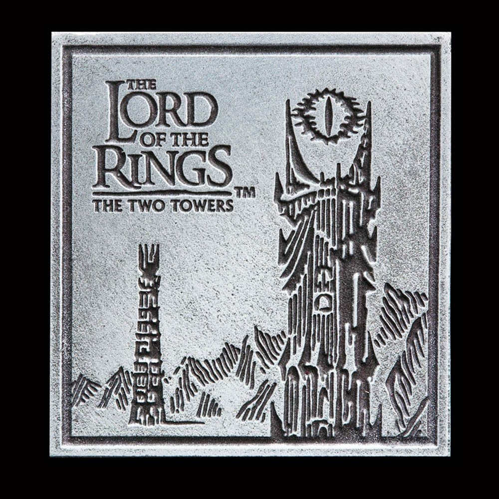 Lord of the Rings Collectors Pin Two Towers