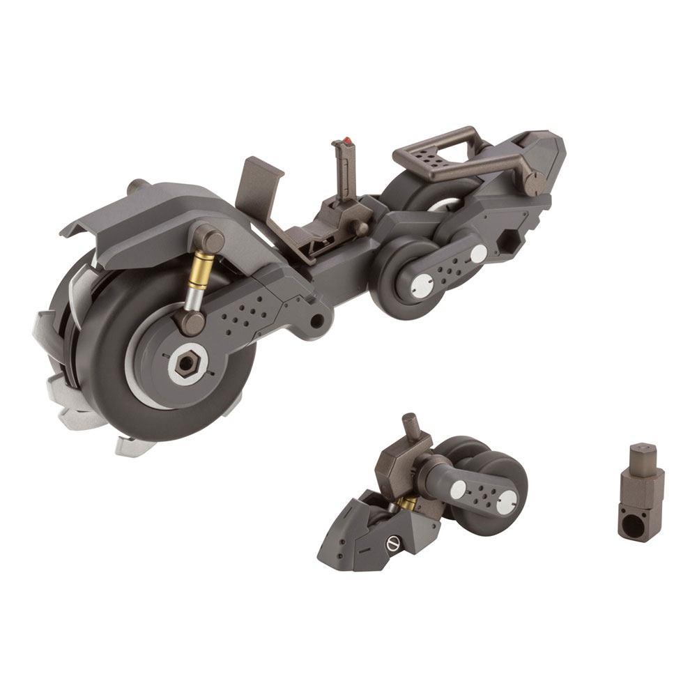 Kotobukiya M.S.G. Model Kit Accesoory Set Heavy Weapon Unit 26 Wheel Grinder 15 cm