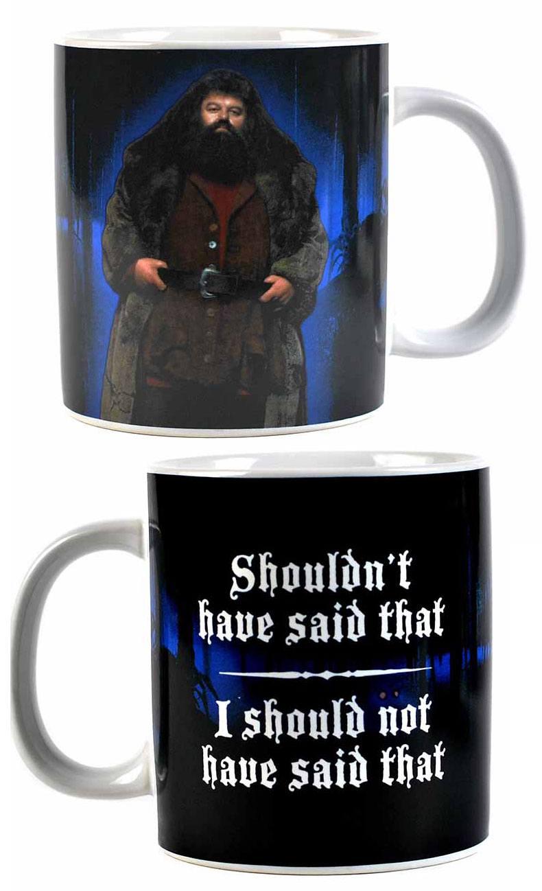 Harry Potter Giant Mug Hagrid