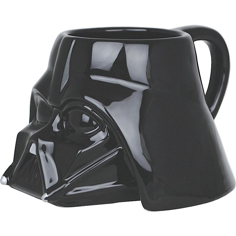 Star Wars Shaped Mug Darth Vader