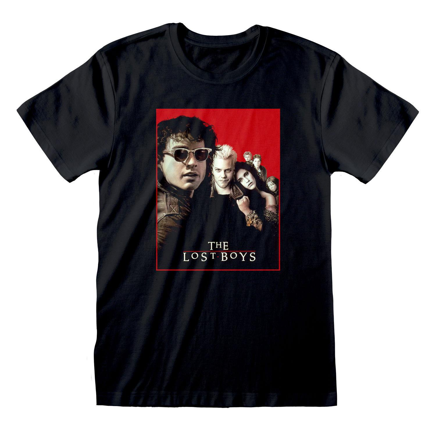 The Lost Boys T-Shirt Poster Size M